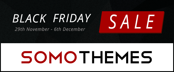 Wordpress Themes Black Friday Sale